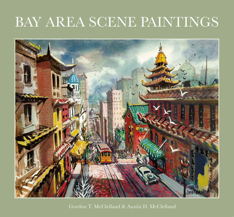Bay Area Scene Paintings catalog